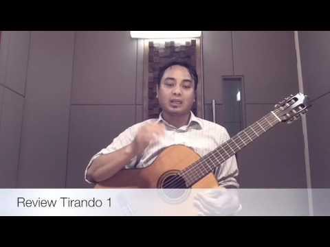 1 jam belajar gitar klasik ( STEP 2 )