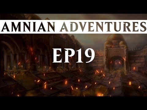 Amnian Adventures EP19: Dungeons & Dragons Livestream