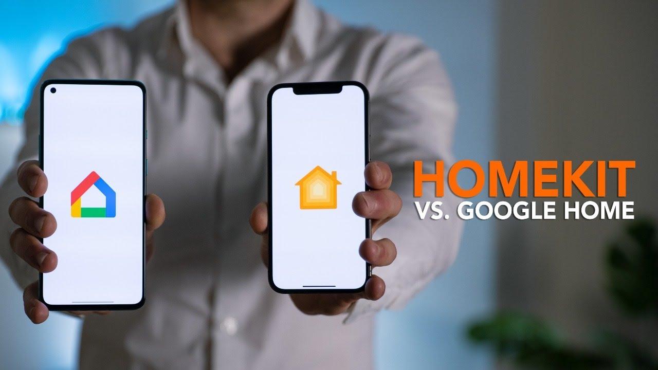 Apple HomeKit vs Google Home: de beste optie voor jouw smart home