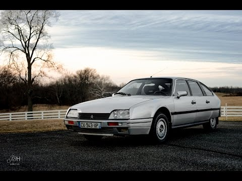 1987 Citroën CX 25 TRD Turbo 2