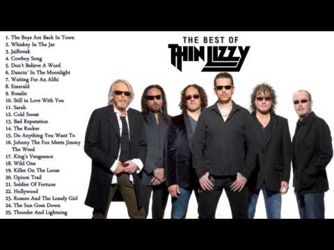 Thin Lizzy's Greatest Hits | The Best Of Thin Lizzy