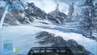 [HD] BF3: Armored Kill PC Gameplay [1080p Ultra] - Alborz Mountains