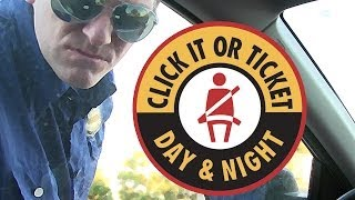 Click It or Ticket: Get Ready for Seat Belt Checkpoints! (Don