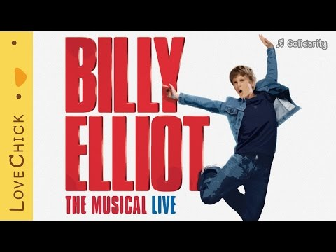 Solidarity - Billy Elliot the Musical - Cubase Cover - Beautiful Powerful Energetic Music