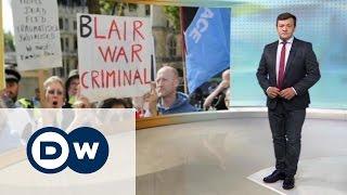 """Война в Ираке: """"преувеличение"""" Тони Блэра и его последствия - DW Новости (06.07.2016)"""