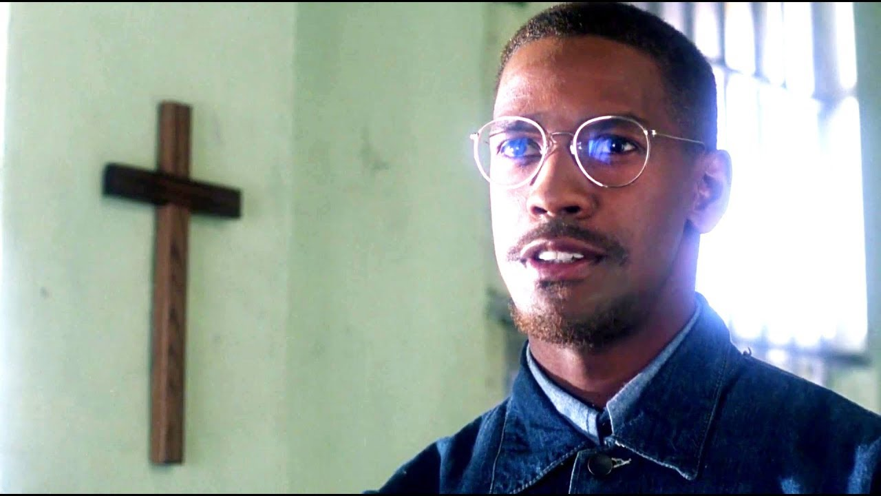 Download Malcolm X (1992) - Malcolm X about Jesus Christ