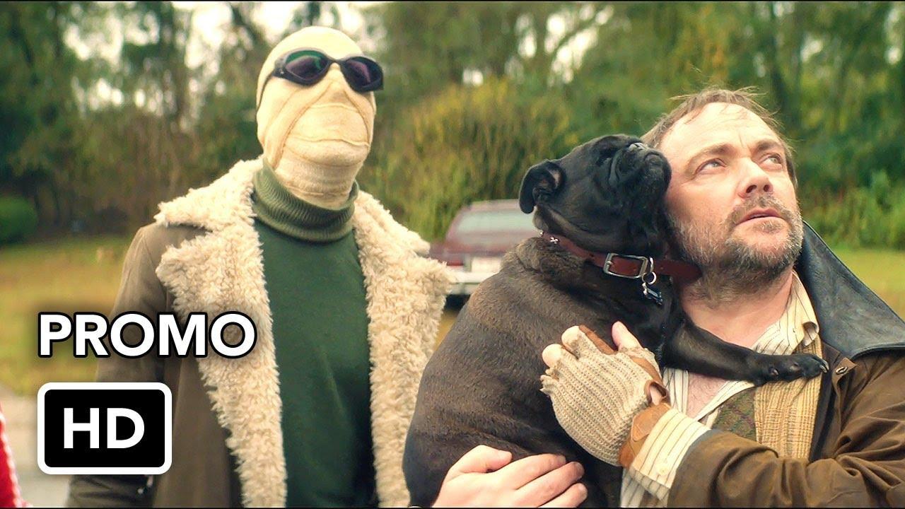 Doom Patrol 1x05 Promo Paw Patrol Hd Dc Superhero Series Youtube
