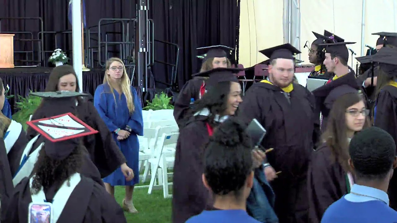 Oneonta Graduation 2020.Commencement Hartwick College