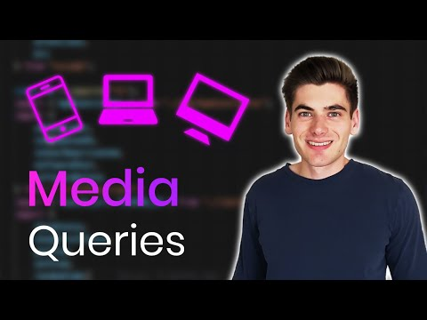 Learn CSS Media Query In 7 Minutes