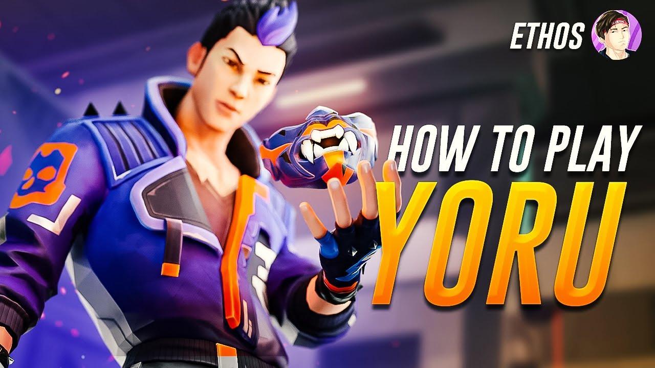 Download How to Play YORU (Aggressive YORU Tutorial)