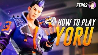 How to Play YΟRU (Aggressive YORU Tutorial)
