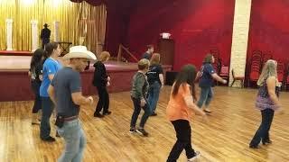 """""""Desperate Man"""" line dance (choreographer:Steven Pistoia)"""