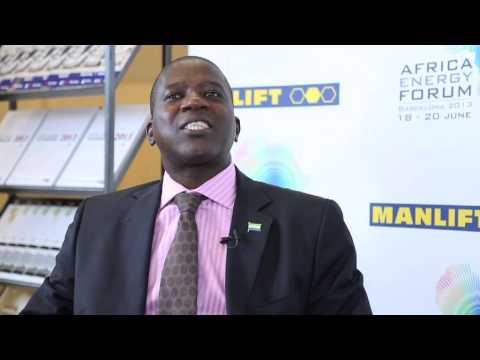 Oluniyi Robbin-Coker, Ministry of Energy, Republic of Sierra Leone