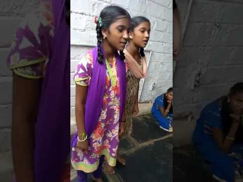 Naanna naanna nanna song by school girls
