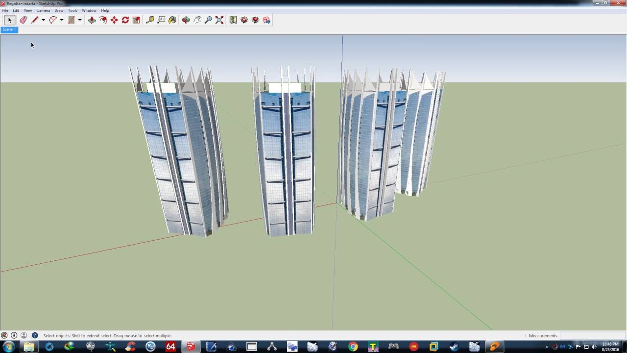 X Plane Tutorial Export Object Sketchup To X Plane 10 Part 1 Youtube