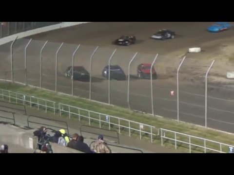 Grays Harbor Raceway, May 6, 2017, Outlaw Tuners A-Main
