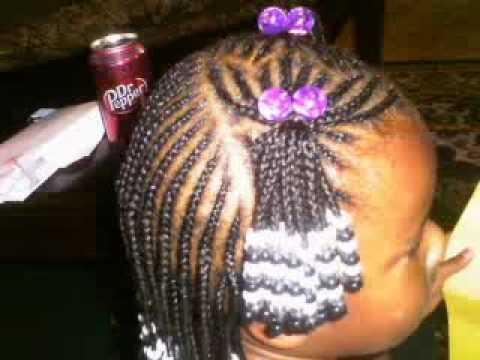 Kids Braids 2 YouTube