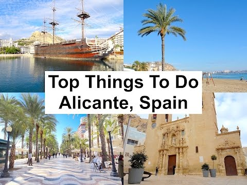 Top things to do in ALICANTE