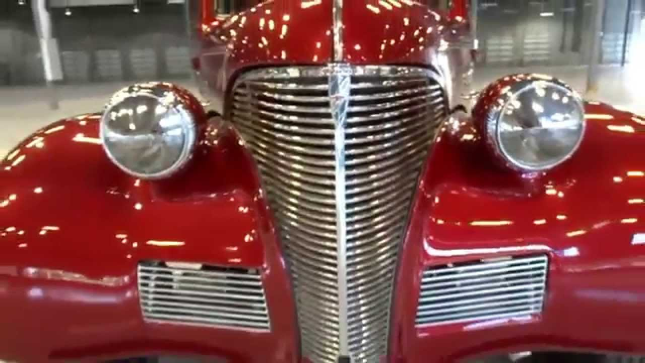 1939 Chevy Master Deluxe ORD #0017