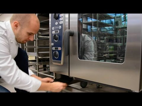 Training Video Combimaster Plus Combi Steamer Filter Cleaning