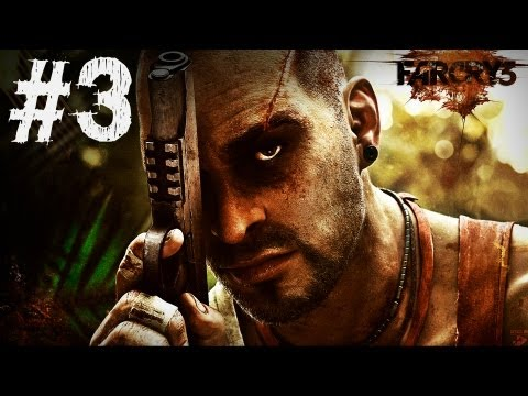 Far Cry 3 Gameplay Walkthrough Part 3 - Mushrooms In The Deep - Mission 3