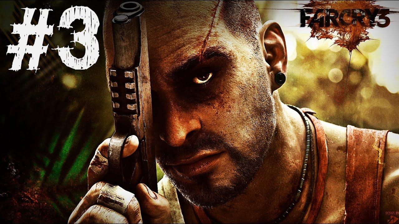 Far Cry 3 Gameplay Walkthrough Part 3 Mushrooms In The Deep