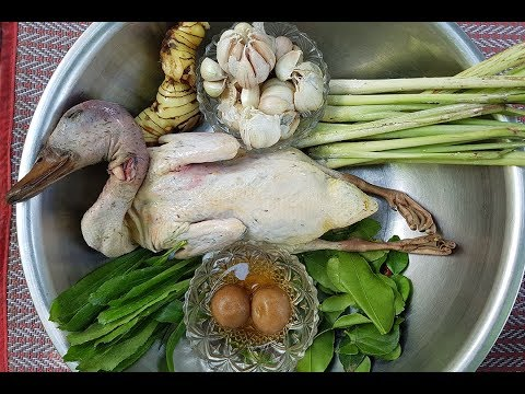 amazing-cooking-soup-duck-recipes-cook-duck-recipes-village-food-factory-asian-food-street-food