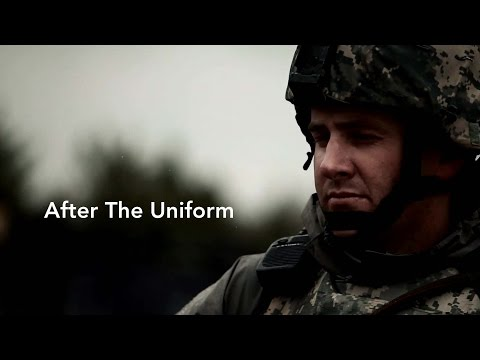 After the Uniform