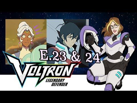 Voltron legendary defender allura