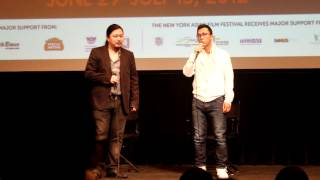 Donnie Yen 甄子丹 @ 2012 New York Asian Film Festival (NYAFF)