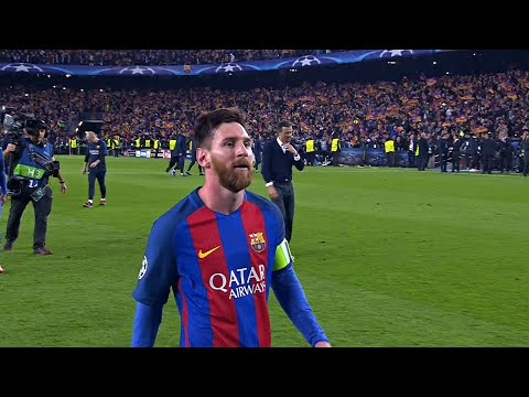 Download Lionel Messi vs PSG (Home) UCL 2016/17 - English Commentary - HD 1080i