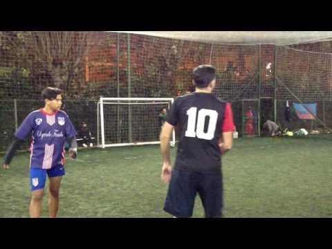 Sagrada Familia Vs Petty Futbol (T36 Copa F. Hierro)