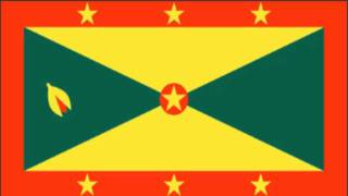 Grenada Flag and Anthem