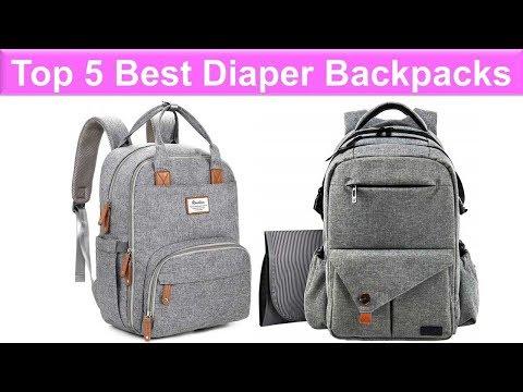 Top 5 Best Diaper Backpacks – Diaper Backpacks Reviews