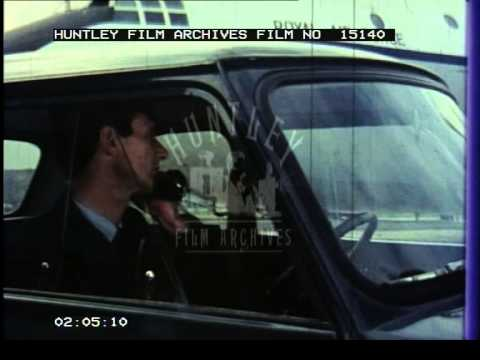 Promotional recruitment film for the Royal Air Force police, 1970's - Film 15140