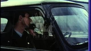 Promotional recruitment film for the Royal Air Force police, 1970