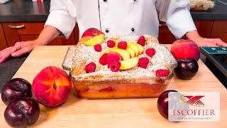 How To Make A Johnnycake Fruit Cobbler