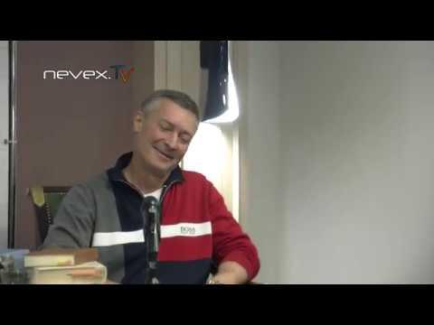 NevexTV: Евгений Ройзман - Дилетантские чтения
