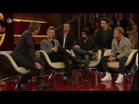 Markus Lanz | 19.11.2013 | u.a. Backstreet Boys, H.P. Baxxter, Katja Weitzenböck [HD]