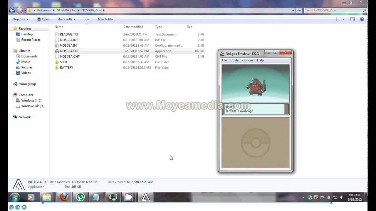 Pokemon black 2 ntevo rom download
