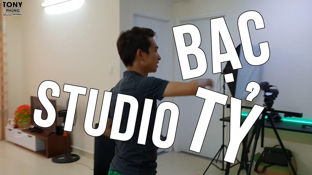 Lần đầu Tony Phùng chia sẻ về Studio BẠC TỶ!