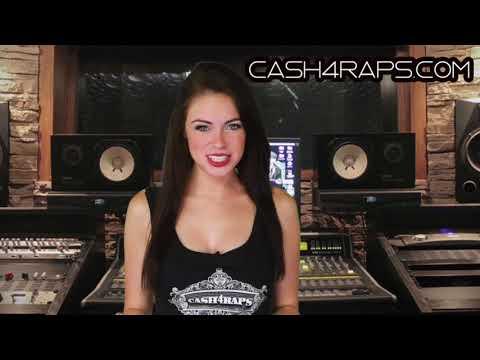 Cash4Raps.com - $100 Prize Internet Rap Contest - #1 - Sept-Oct 2017
