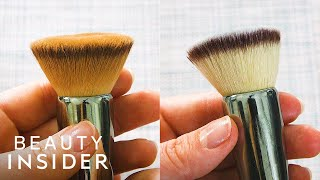 Best Ways To Clean Makeup Brushes With Common Household Products | Pantry Beauty