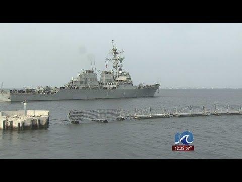 USS Gravely deploys