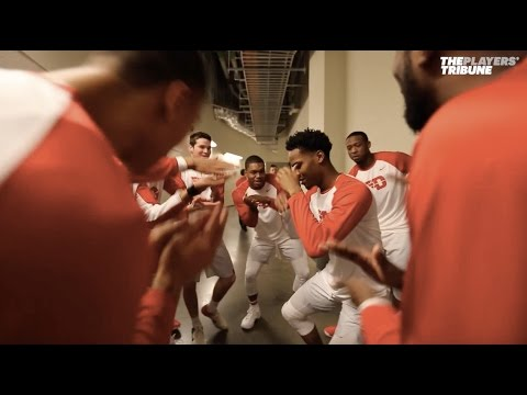 Dayton Basketball Pregame Dance Off