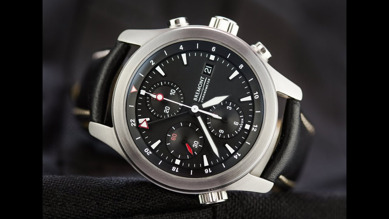 bremont alt1 zt gmt chronograph watch review ablogtowatch youtube