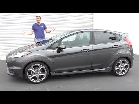 Here's Why the Ford Fiesta ST Is a $15,000 Used Car Bargain