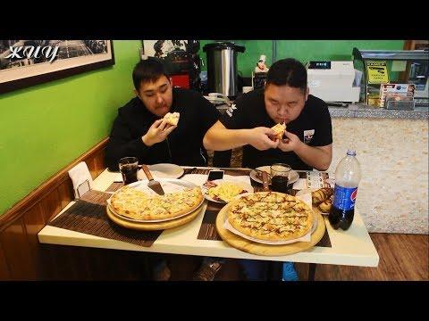 Жинкэн идэж үзүүлье!!! | VLOG PIZZA PAZZA