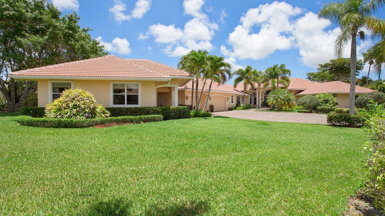 221 Thornton Dr Palm Beach Gardens FL 33418 - YouTube