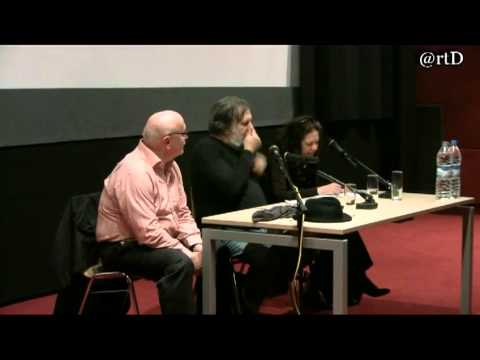 SLAVOJ ZIZEK FOR THE PERVERT'S GUIDE TO CINEMA 20 12 2010 GREEK FILM ARCHIVE